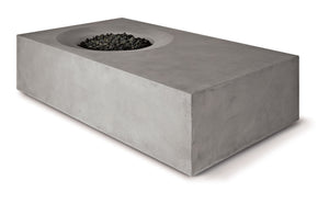 La Plata Natural Stone Outdoor Fire Bowl