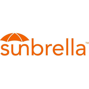 Sunbrella Outdoor Cushion and Throw Pillow