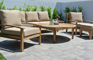 Teak Deep Seating
