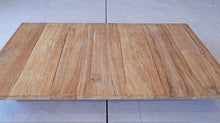 "Hermosa Teak Outdoor Coffee Table 46""x72"