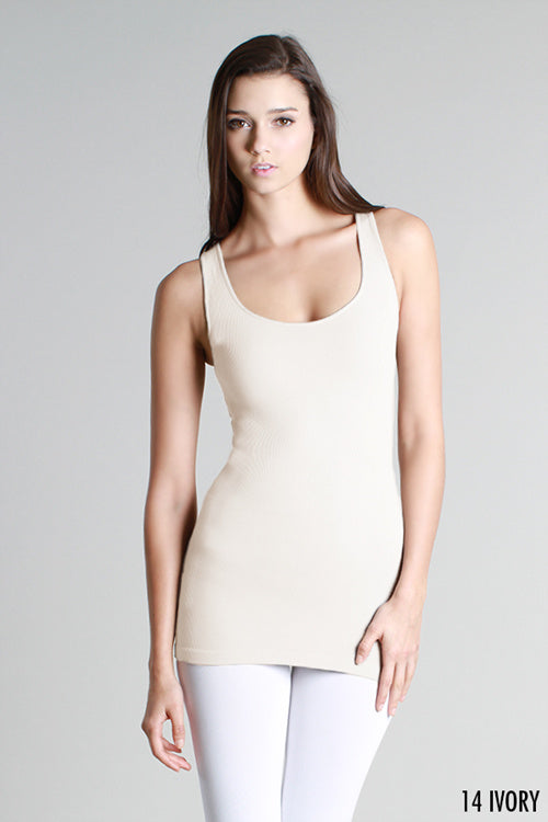 Racer-Back Seamless Wear Camisole