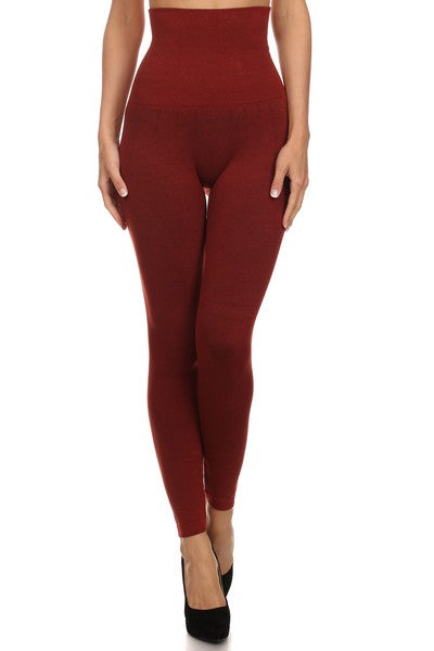 Compression High-Waist Leggings