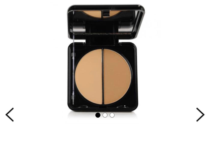 Dual Pressed Powder