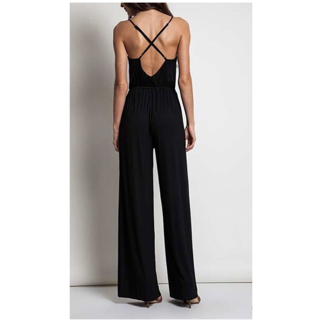 Wide Leg Jumpsuit Sale