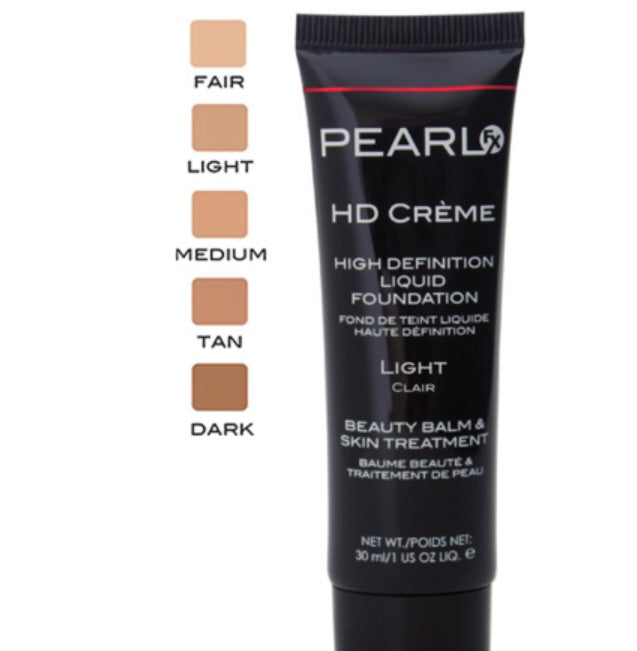 Pearl FX HD Creme Foundation