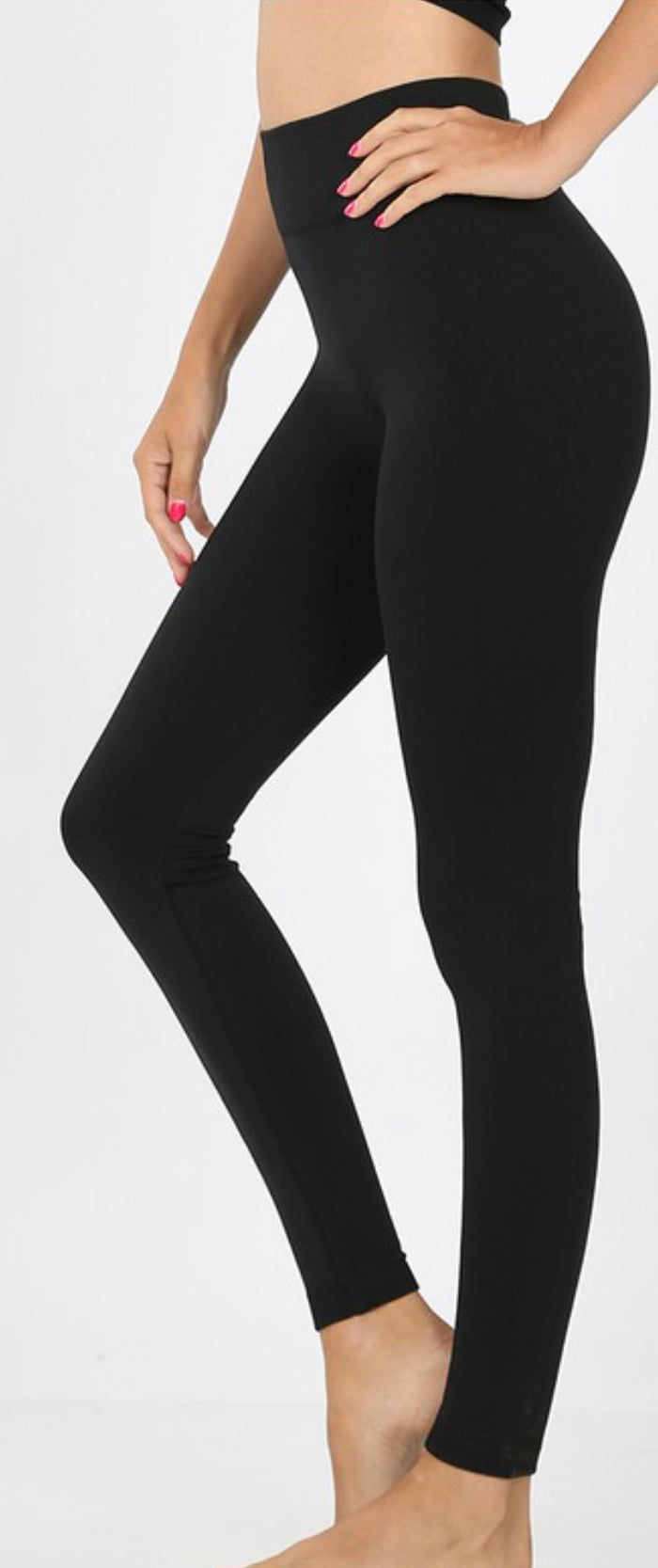 Fleece Leggings Curvy