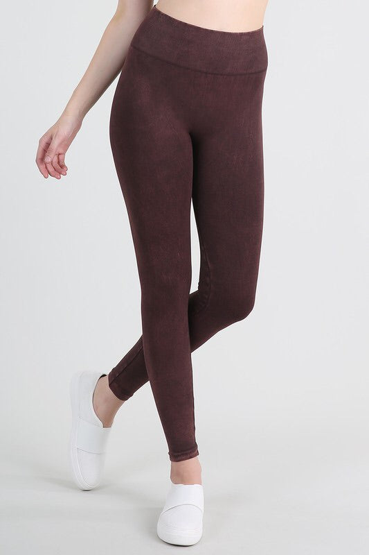 Vintage Dyed Leggings