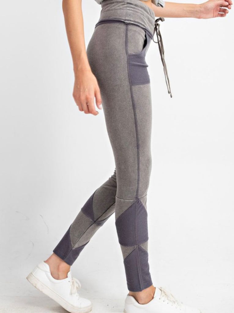 French Terry Leggings Curvy