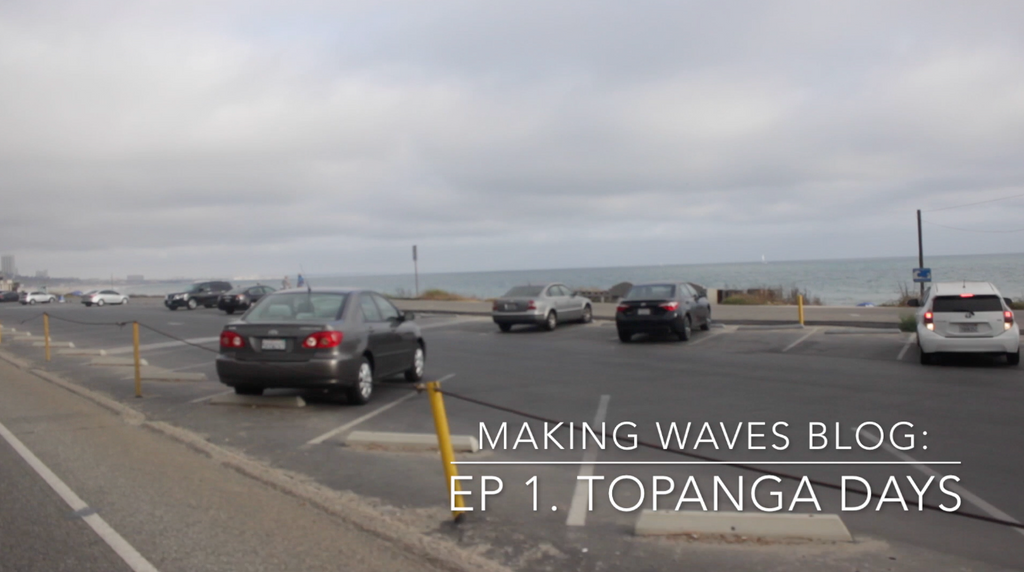Episode 1: Topanga Days
