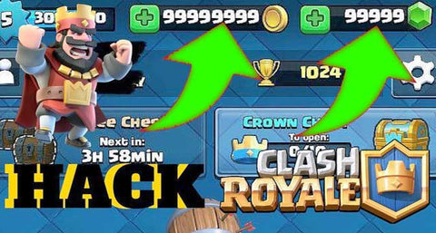 Clash Royale Hack Tool for Free Gems