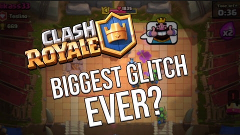 Clash Royale Glitch - Unlimited Free Gems
