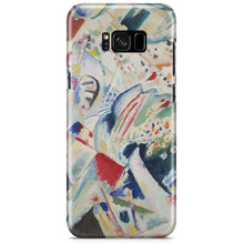 Queen of Cases Hard Shell Phone Case - Kandinsky Abstract Art Painting