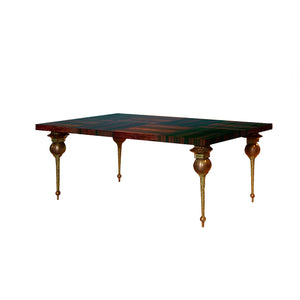 Evergreen Collection Constantine Dinner Table