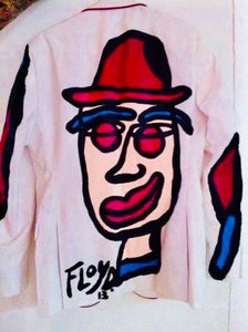 One of a Kind Floyd Art Blazers