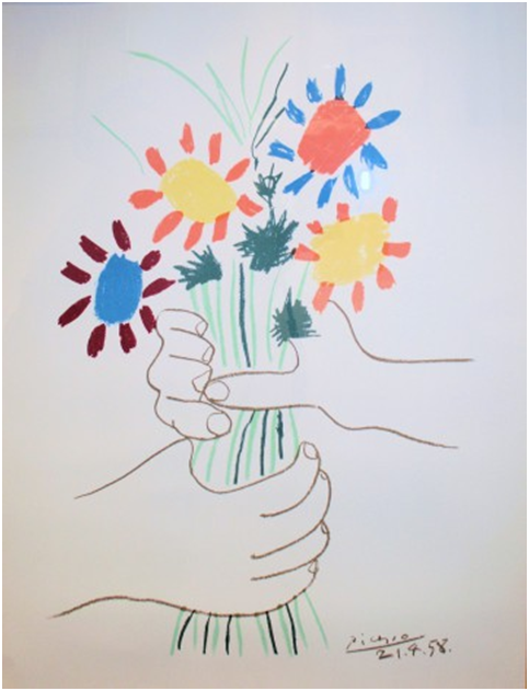 The Flowers of Peace, 1958