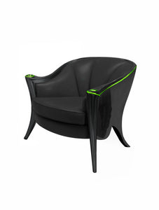 Opus Collection Armchair Black