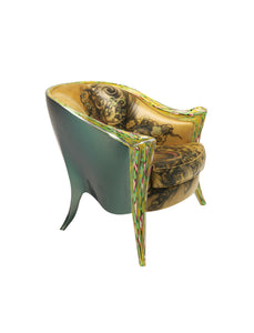 Opus Collection Tattoo Armchair