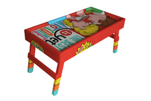 Pop Art Folding Small Table