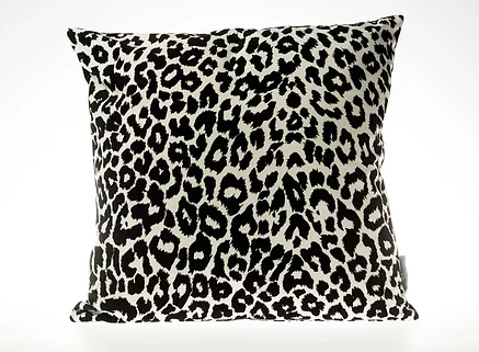 Leopard Designer Throw Pillows