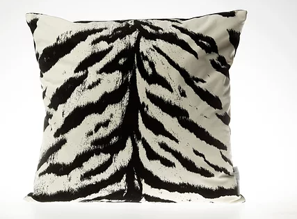 Tiger I Designer Throw Pillows
