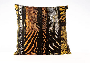 Animalized Designer Throw Pillows