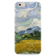 Queen of Cases Hard Shell Phone Case - Vincent Van Gogh Fine Art Painting