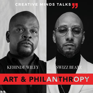 Creative Minds Talks - Miami Art Week Benefit | Friends