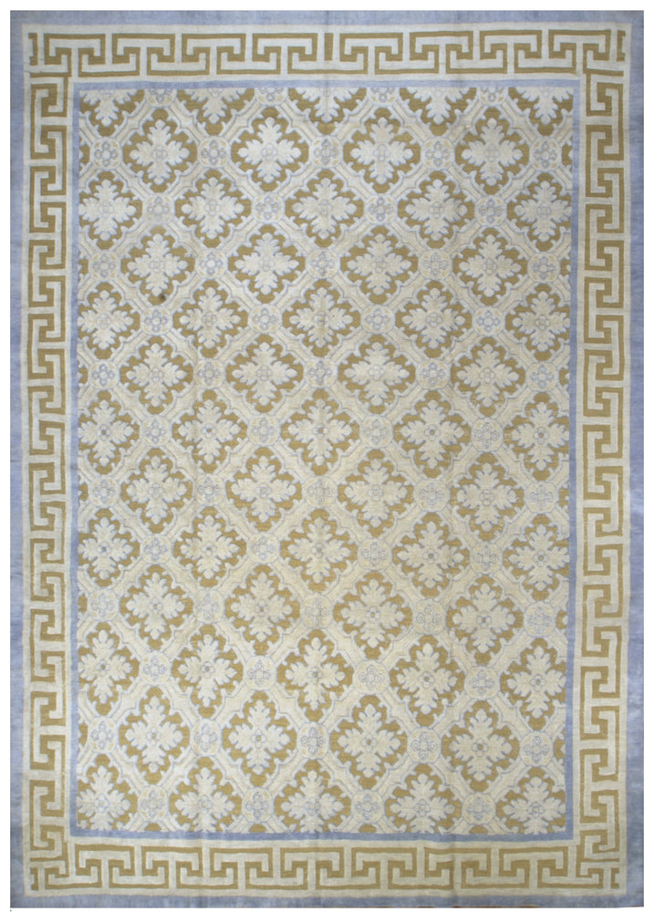 OAKRugs by Chelsea 10' x 14' Rugs Collection. handmade rugs 10 by 14, vintage rugs 10'x14'