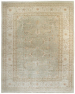 23029 - Classic Tabriz Rug (Wool) - 12' x 15' | OAKRugs by Chelsea affordable wool rugs, handmade wool area rugs, wool and silk rugs contemporary