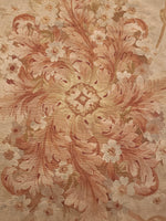 Antique Aubusson  Rug, Circa 1780, 13' x 19'  (a143)