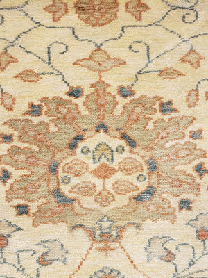 ik2031 - Classic Zeigler Rug (Wool) - 8' x 10' | OAKRugs by Chelsea high end wool rugs, hand knotted wool area rugs, quality wool rugs
