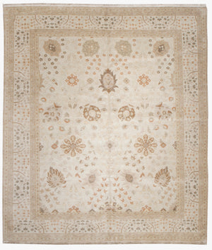 ik2330 - Classic Tabriz Rug (Wool) - 8' x 10' | OAKRugs by Chelsea affordable wool rugs, handmade wool area rugs, wool and silk rugs contemporary