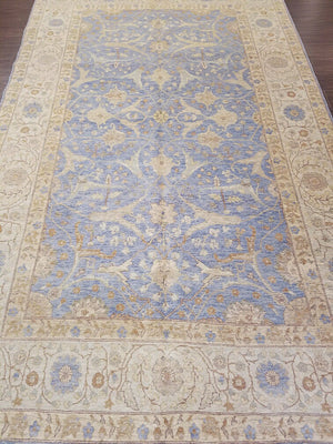 ik2551 - Classic Tabriz Rug (Wool) - 6' x 9' | OAKRugs by Chelsea wool bohemian rugs, good quality wool rugs, vintage wool braided rug