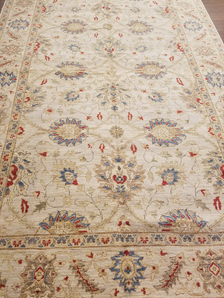 ik2627 - Classic Tabriz Rug (Wool) - 6' x 9' | OAKRugs by Chelsea high end wool rugs, hand knotted wool area rugs, quality wool rugs