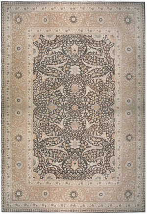 ik2664 - Classic Zeigler Rug (Wool) - 14' x 20' | OAKRugs by Chelsea high end wool rugs, hand knotted wool area rugs, quality wool rugs