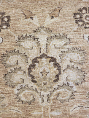 IK2701 - Classic Agra Rug (Wool) - 12' x 15' | OAKRugs by Chelsea high end wool rugs, hand knotted wool area rugs, quality wool rugs