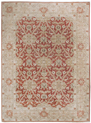 ik2709 - Classic Zeigler Rug (wool) - 9' x 12' | OAKRugs by Chelsea high end wool rugs, hand knotted wool area rugs, quality wool rugs