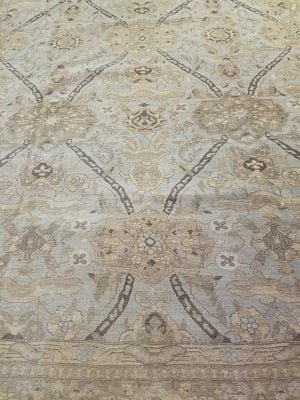 ik2740 - Classic Agra Rug (Wool) - 12' x 18' | OAKRugs by Chelsea high end wool rugs, hand knotted wool area rugs, quality wool rugs