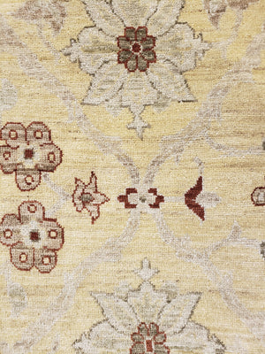 ik2744 - Classic Agra Rug (Wool) - 9' x 12' | OAKRugs by Chelsea high end wool rugs, hand knotted wool area rugs, quality wool rugs