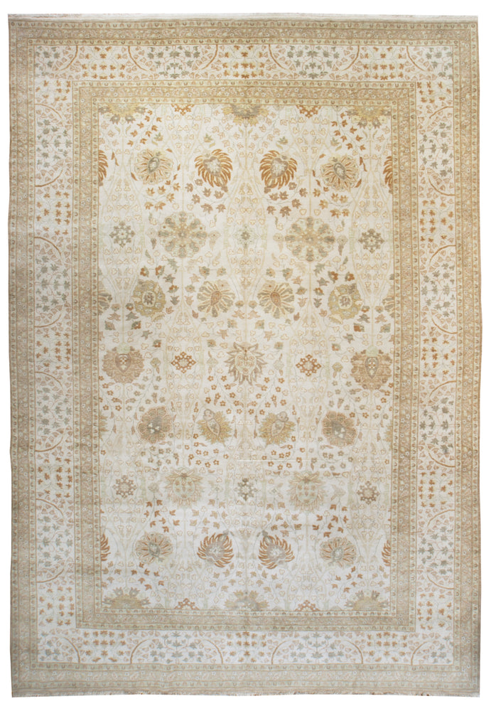 ik2758 - Classic Zeigler Rug (Wool) - 10' x 14' | OAKRugs by Chelsea affordable wool rugs, handmade wool area rugs, wool and silk rugs contemporary
