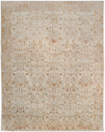 ik2762 - Classic Zeigler Rug (Silk) - 8' x 10' | OAKRugs by Chelsea affordable wool rugs, handmade wool area rugs, wool and silk rugs contemporary