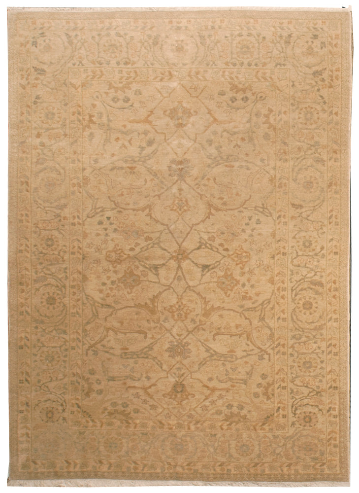 ik2779 - Classic Zeigler Rug (Wool) - 6' x 9' | OAKRugs by Chelsea high end wool rugs, hand knotted wool area rugs, quality wool rugs