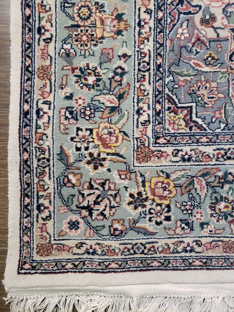 irj1147 - Vintage Oriental, Handknotted Wool Rug, (6' x 9') | OAKRugs by Chelsea high end wool rugs, good quality rugs, vintage and antique, handknotted area rugs