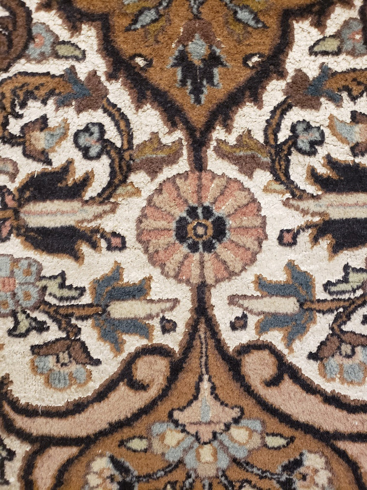 irj1161 - Vintage Oriental, Handknotted Wool Rug, (8' x 11') | OAKRugs by Chelsea high end wool rugs, good quality rugs, vintage and antique, handknotted area rugs