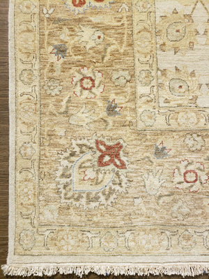 k900 - Classic Zeigler Rug (Wool) - 10' x 15' | OAKRugs by Chelsea high end wool rugs, hand knotted wool area rugs, quality wool rugs