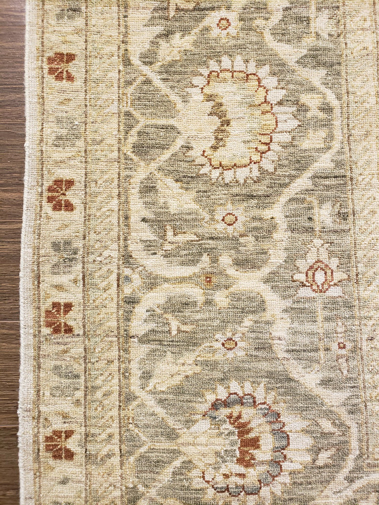 n138 - Classic Tabriz Rug (Wool) - 10' x 14' | OAKRugs by Chelsea wool bohemian rugs, good quality wool rugs, vintage wool braided rug