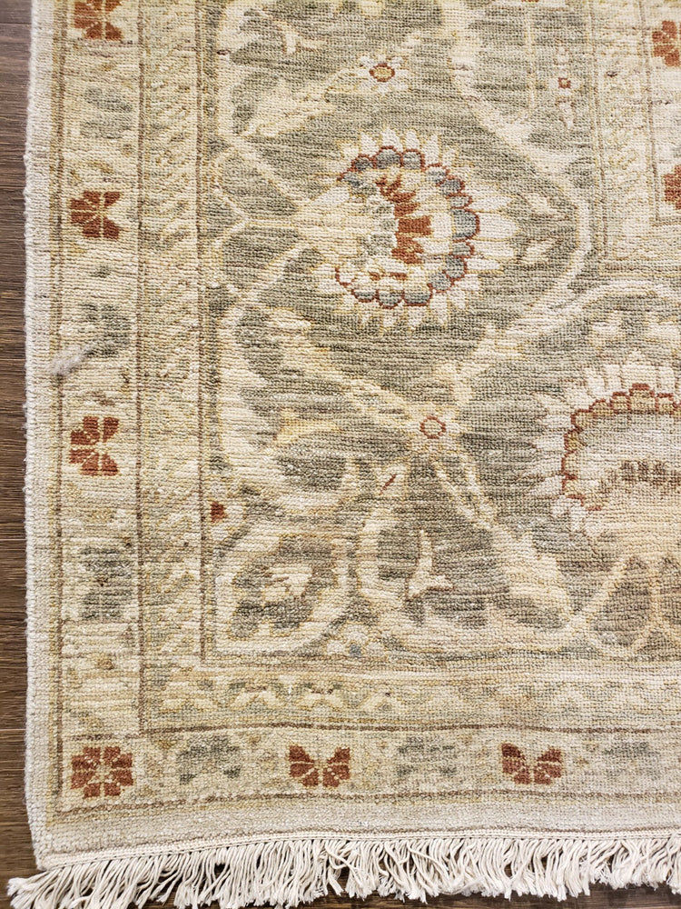 n138 - Classic Tabriz Rug (Wool) - 10' x 14' | OAKRugs by Chelsea high end wool rugs, hand knotted wool area rugs, quality wool rugs