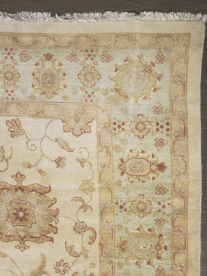 n184 - Classic Zeigler Rug (Wool) - 8' x 10' | OAKRugs by Chelsea high end wool rugs, hand knotted wool area rugs, quality wool rugs