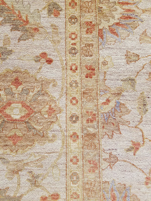 n261 - Classic Zeigler Rug (Wool) - 12' x 18' | OAKRugs by Chelsea high end wool rugs, hand knotted wool area rugs, quality wool rugs