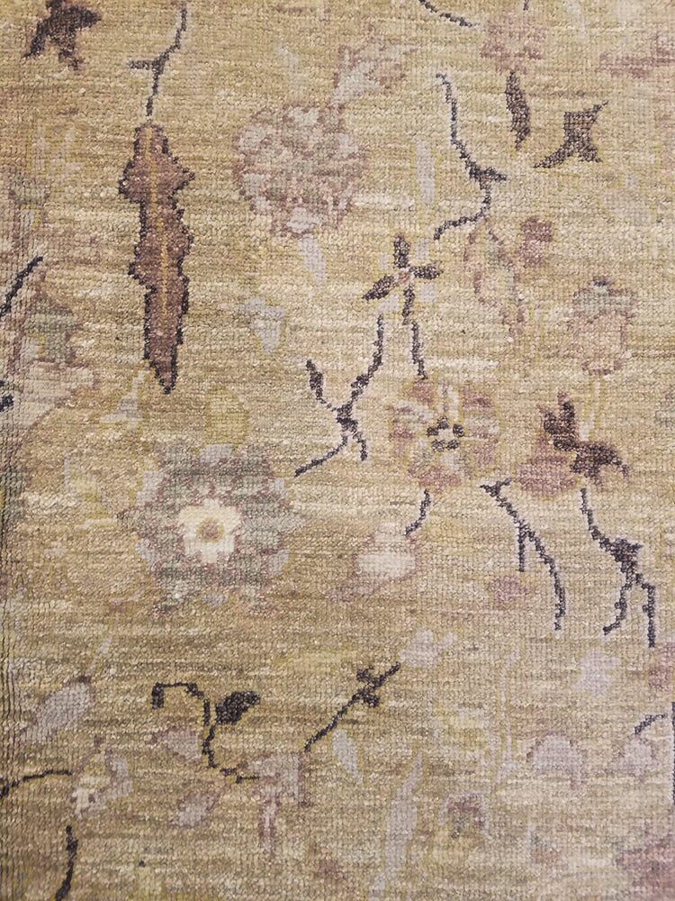 n290 - Classic Zeigler Rug (Wool) - 9' x 12' | OAKRugs by Chelsea high end wool rugs, hand knotted wool area rugs, quality wool rugs